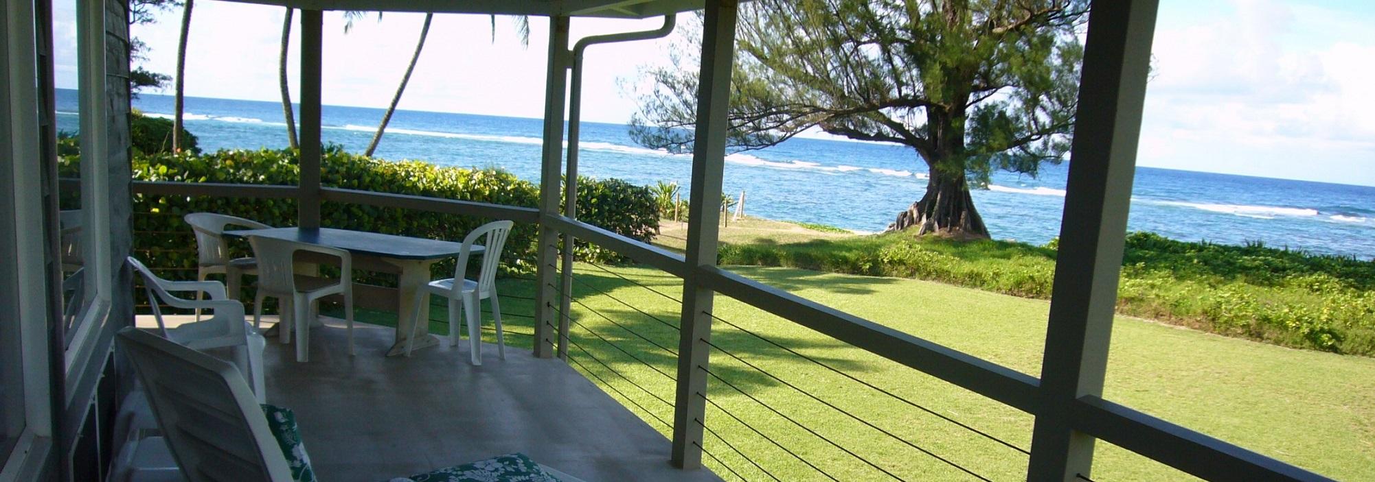 house beach side